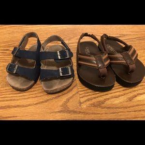 Bundle of Toddler Sandals
